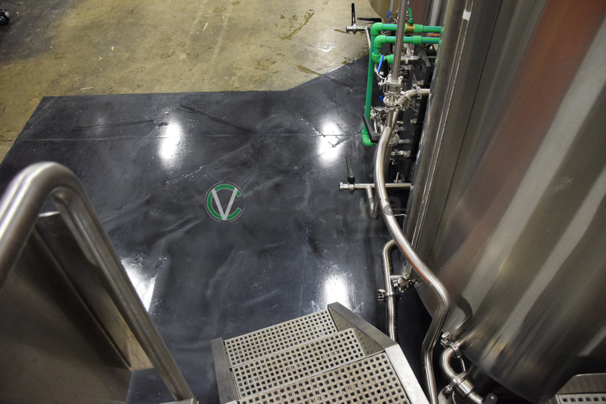 Concrete floors perform excellently in industrial settings